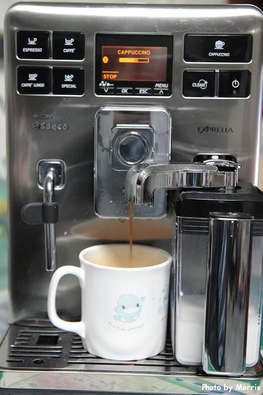 Philips Saeco 咖啡機 (18)