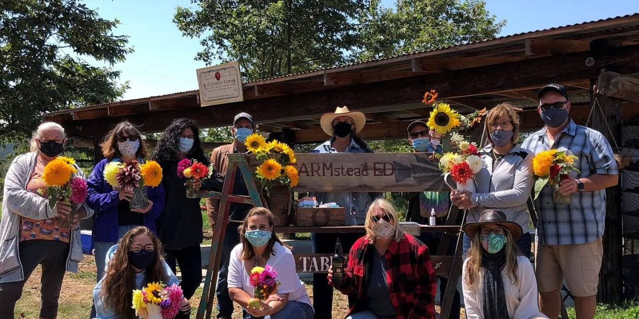 AgriCULTURAL Fun on the <BR>SLO County FarmTrail