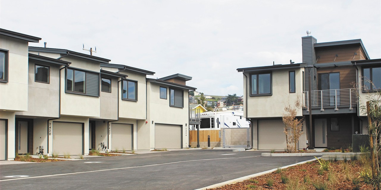 New Townhomes Now For Sale