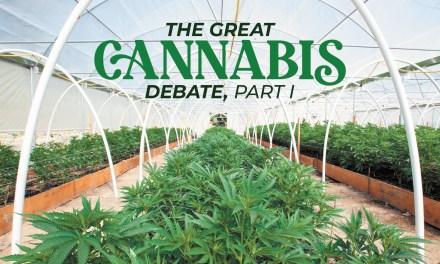 The Great Cannabis Debate: Part 1