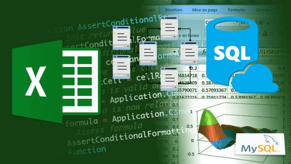 Excel and MySQL Database