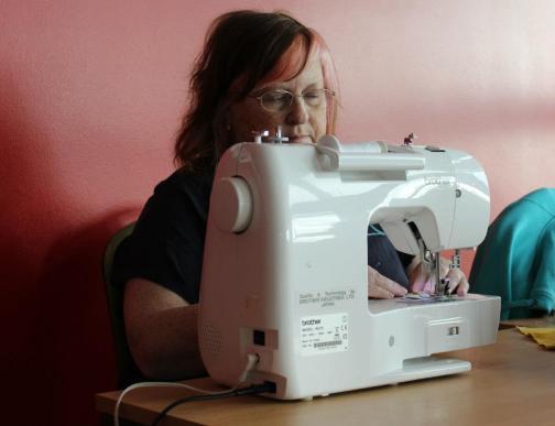 Rosie Eley Sewing