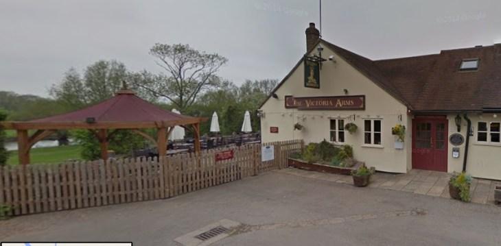 harry victoria arma 3rd pub