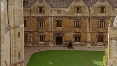 Magdalen College, High Street, Oxford
