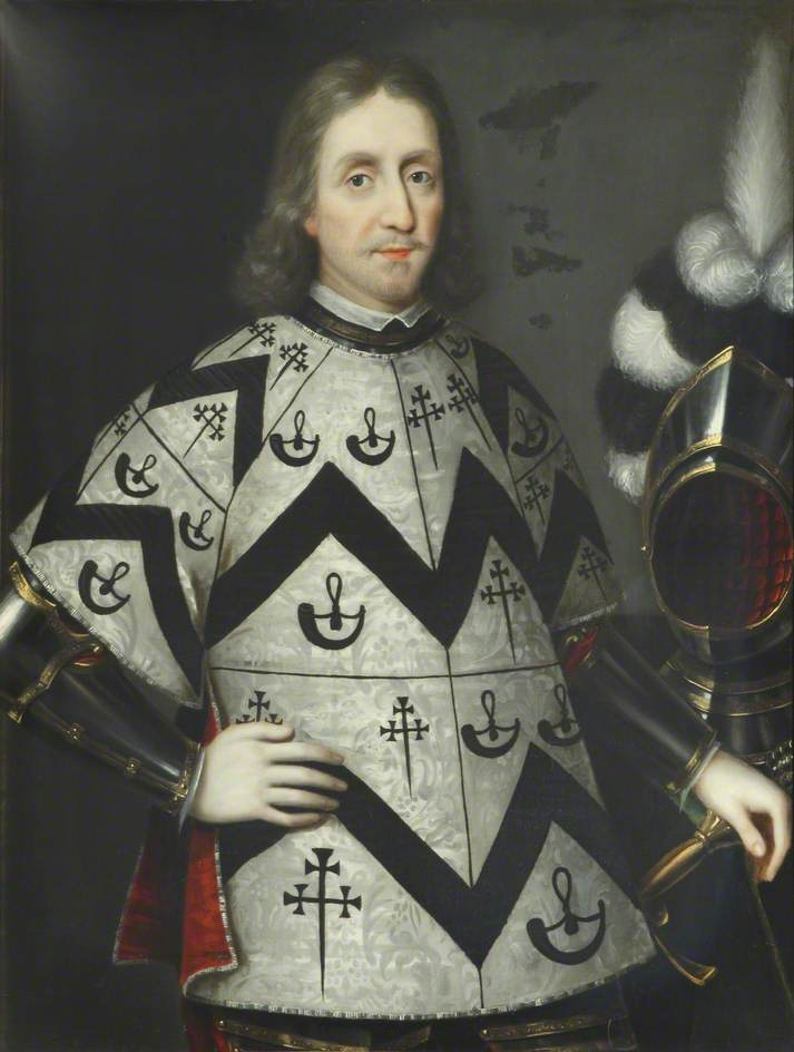 unknown artist; Richard Sutton (d.1524), Knight, Founder; Brasenose College, University of Oxford; http://www.artuk.org/artworks/richard-sutton-d-1524-knight-founder-221743