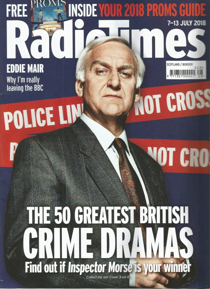 READ Radio Times Article on 50 Greatest British Crime Dramas