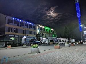 Отель Парк и Максим в Моршине