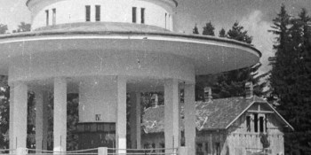 Взгляд архитектора на курорт Моршин в середине ХХ века