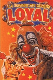 Photos de la soirée Cirque Loyal
