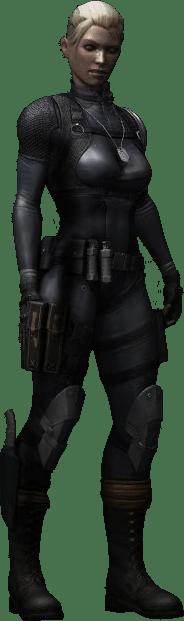 MKWarehouse Mortal Kombat X Cassie Cage