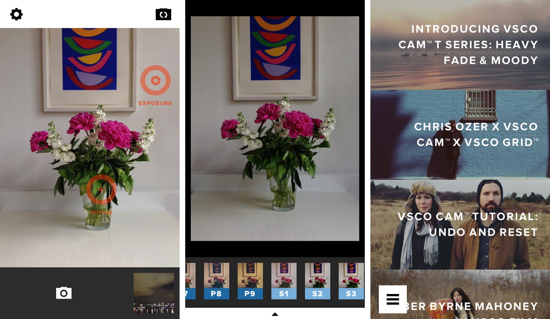 vscocam app ile ilgili görsel sonucu
