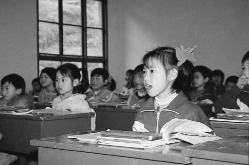 skolepige i sichuan