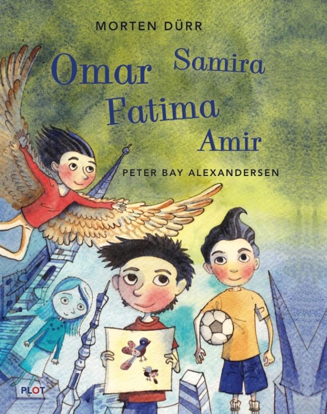 """""""Omar, Amir, Fatima og Samira"""" - brug bogen som værklæsning i dansk - se mere på danskfaget.dk"""