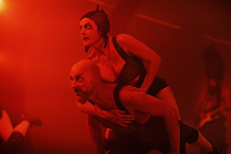 Marie Askehave og Jimmy Jørgensen Foto: Isak Hoffmeyer