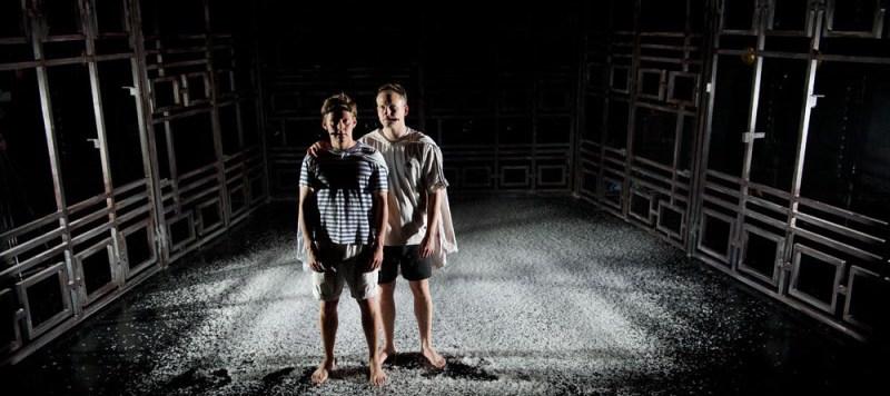 Andreas Berg Nielsen og Jakob Hannibal Foto: Lars Horn / Baghuset