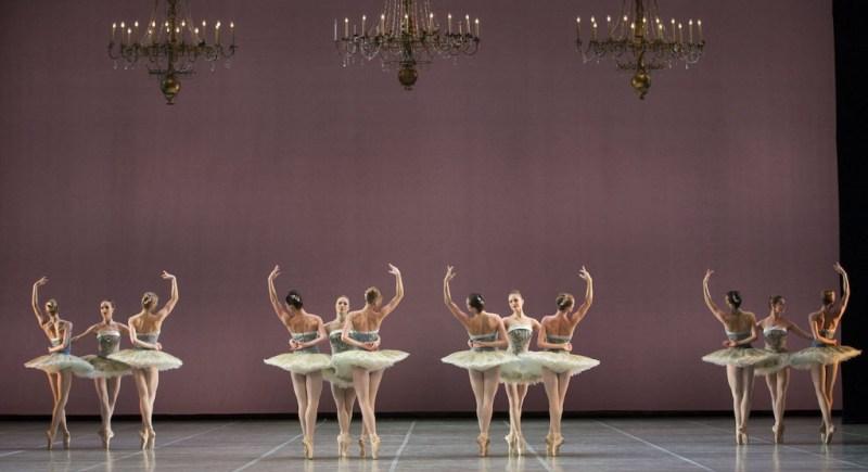 Tema og variationer, Det Kgl. Teater Foto: Costin Radu
