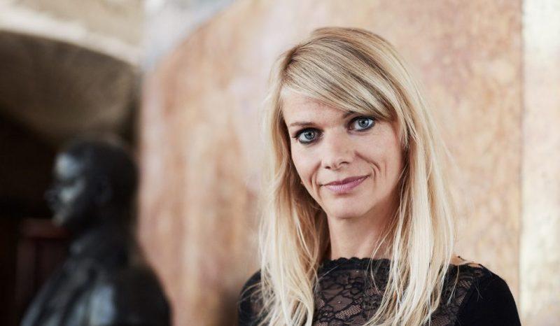 Teaterdirektør Trine Holm Thomsen Foto: Runólfur Geir Guðbjörnsson