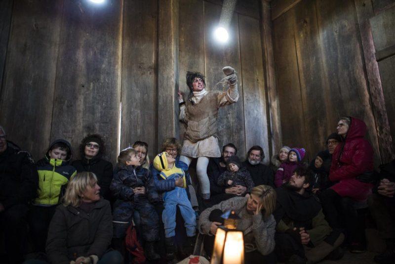 Theresa Hedelund - På sporet af julen