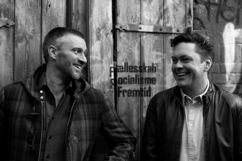 Komikby 2017 - Eskild Dohn og Bjarne Langhoff
