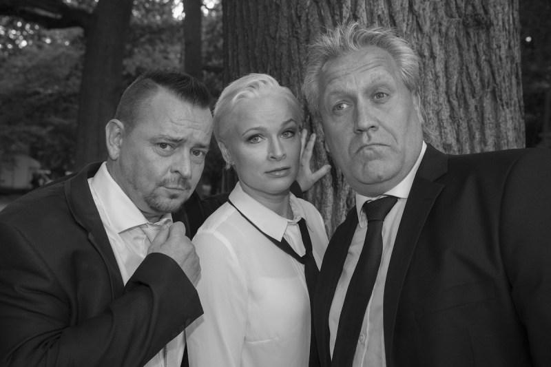 Komikby 2017 - John Batz, Vicki Berlin og René Richardt