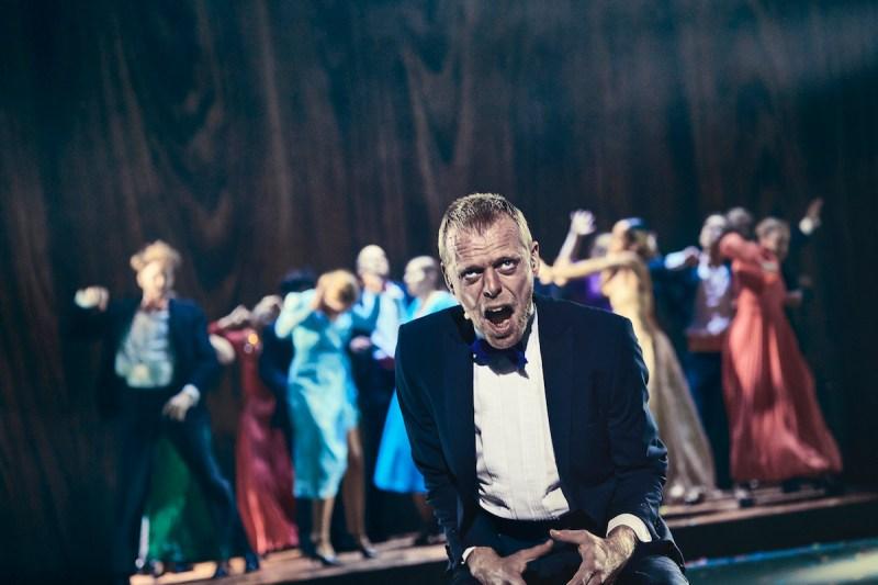 Lyden af de skuldre vi står på - Aarhus Teater
