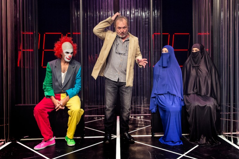 Dansk - Teatret Svalegangen