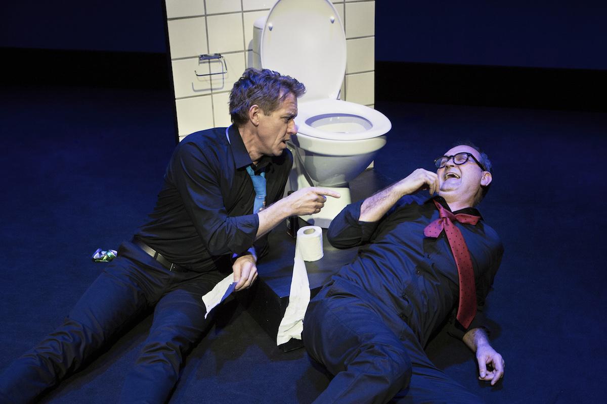ANMELDELSE: Livet - hvor svært ka' det være?, Aarhus Teater