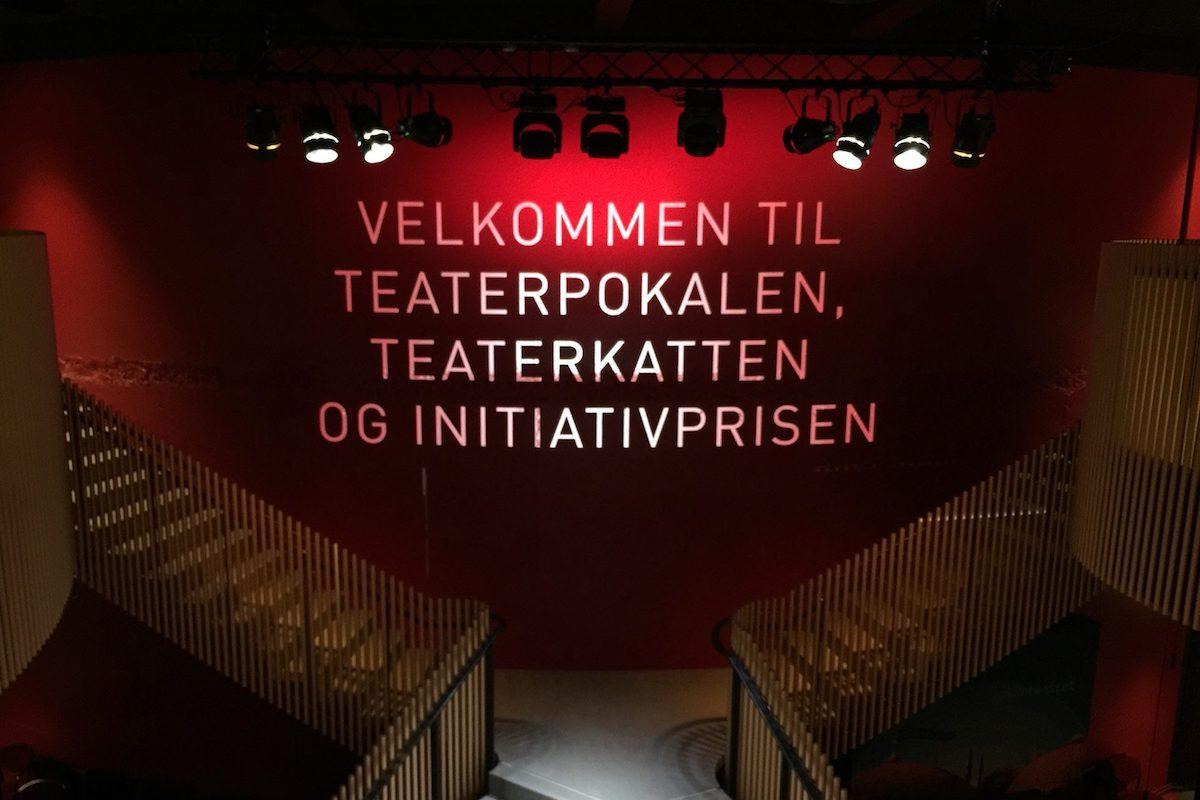 Teaterpokalen - og de nominerede er ...