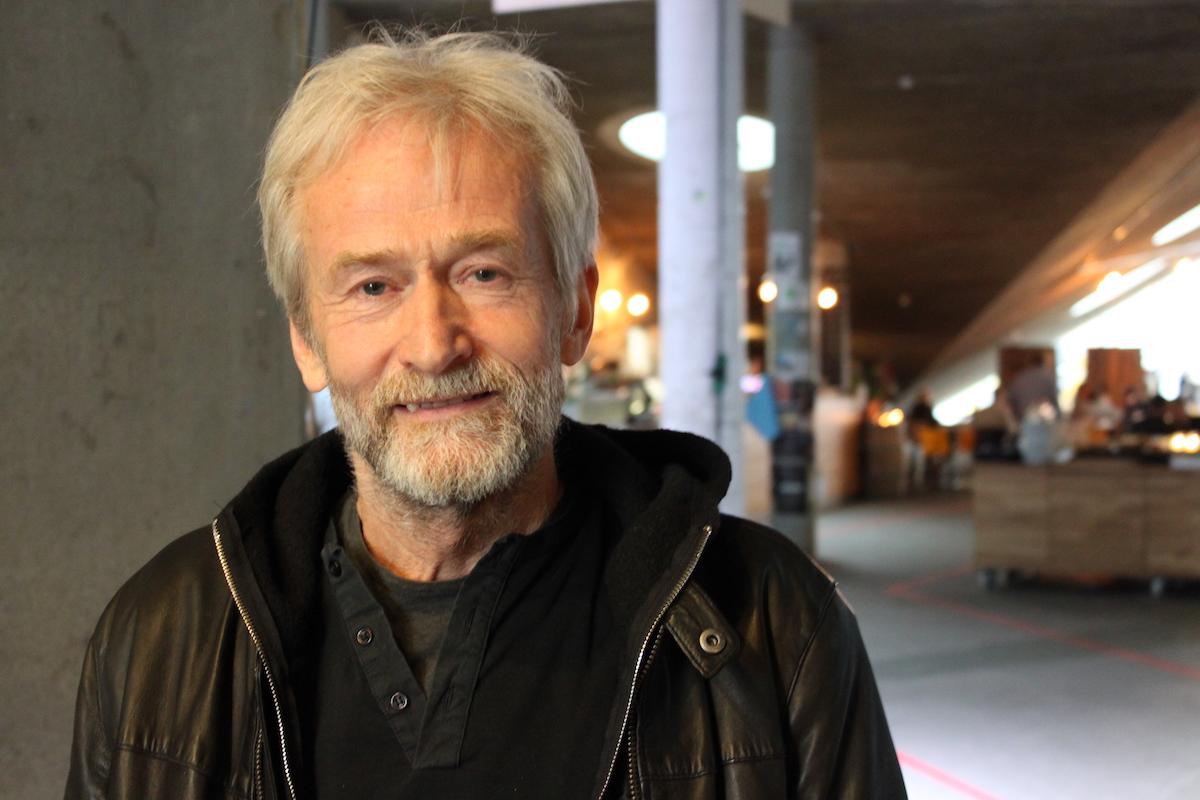 Hans Rønne modtager Teaterpokalen 2017