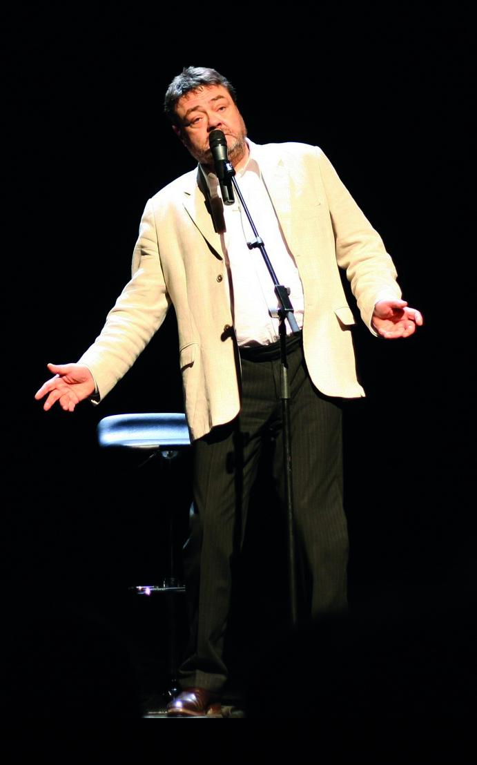 Tommy Kenter - En komikers tragiske bekendelser