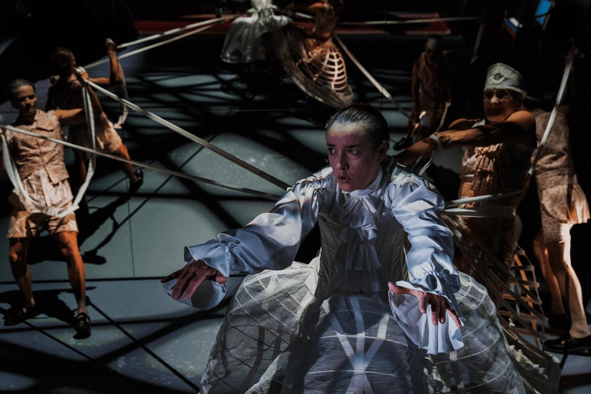 ANMELDELSE: Orlando, Betty Nansen Teatret
