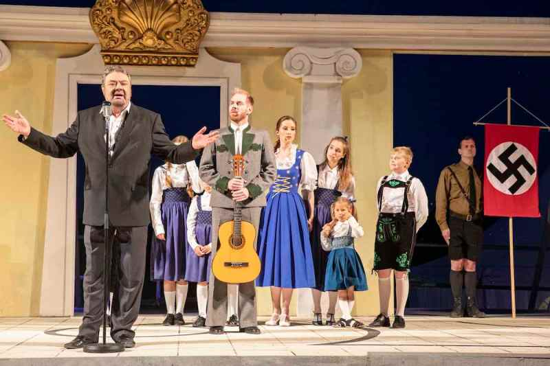 The Sound of Music - Hedeland Amfiteater - Miolto Arts & Music