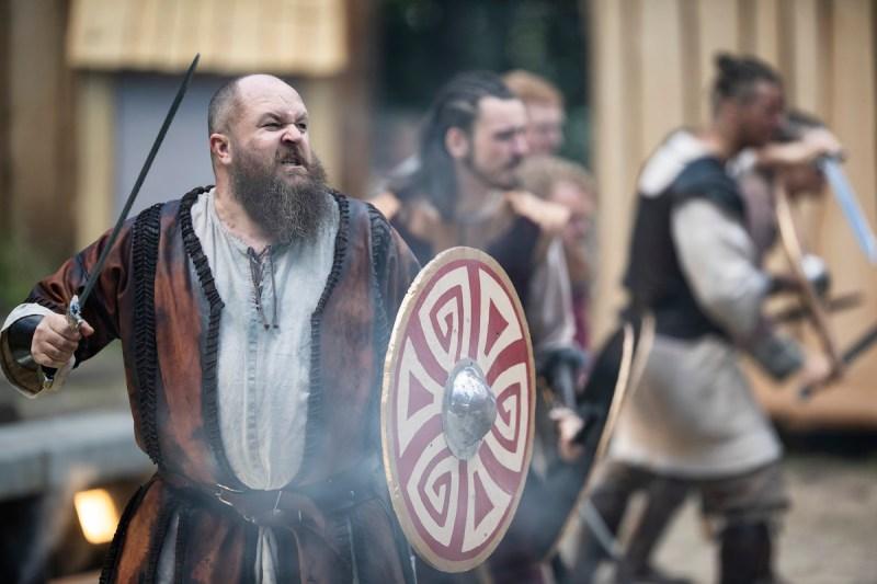 Ringguldet - Jels Vikingespil