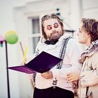 ANMELDELSE: Tartuffe, Teatret Slotsgården
