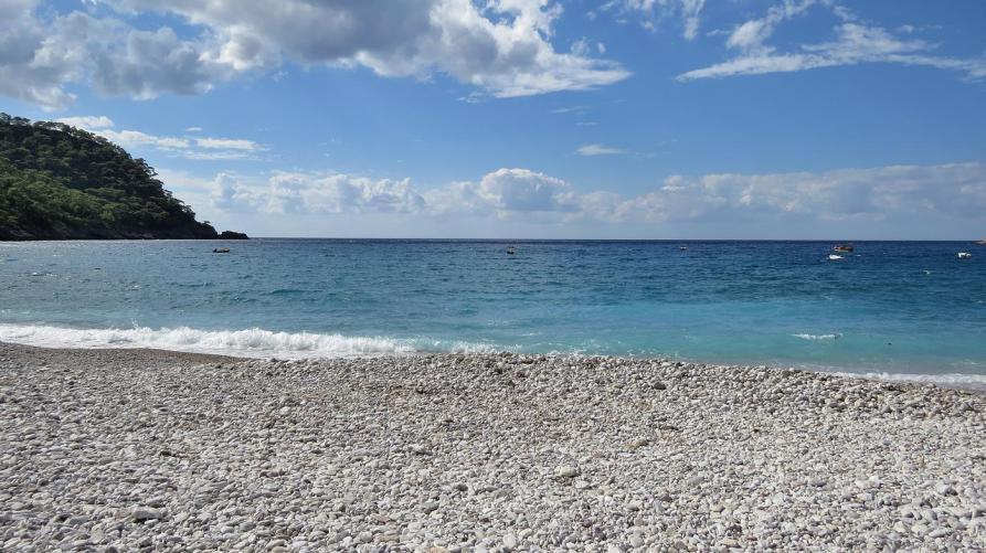 Strand von Kabak