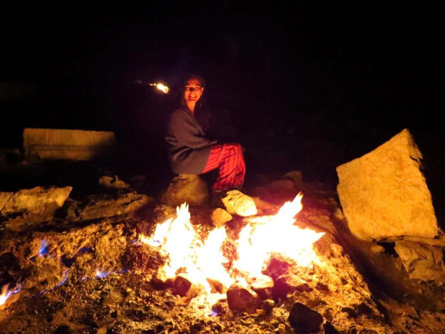 Flammen in Chimaira