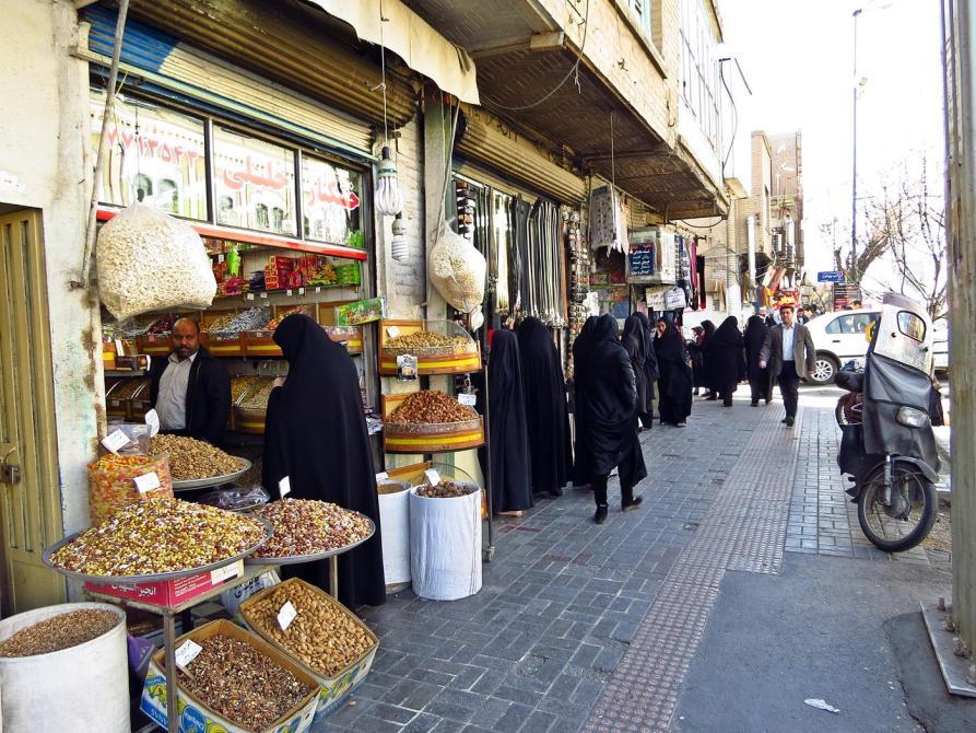 Inside Iran