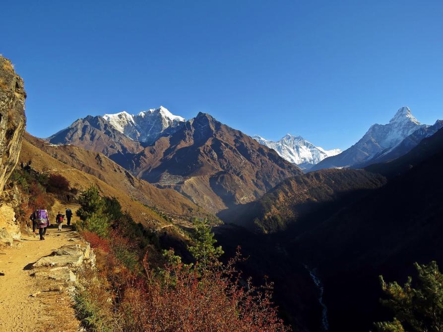 Everest Base CampTrek