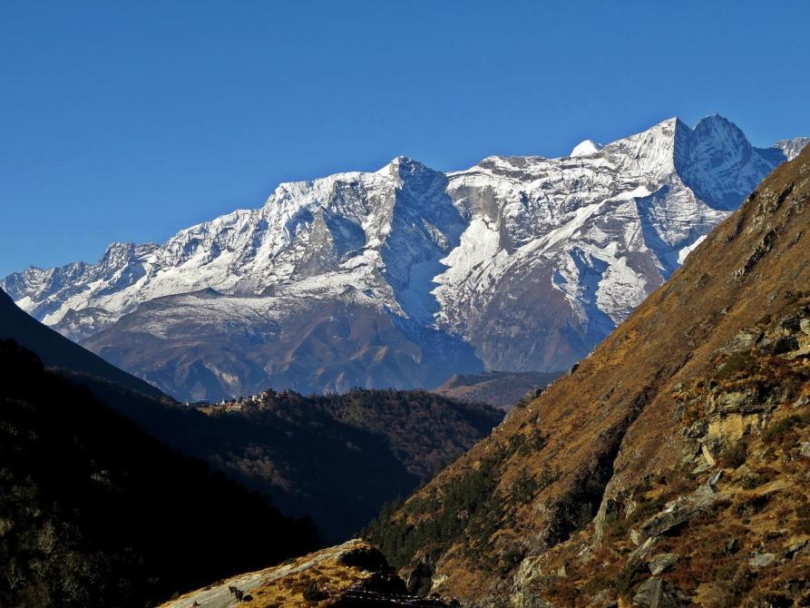Kongde Ri, Himalaja