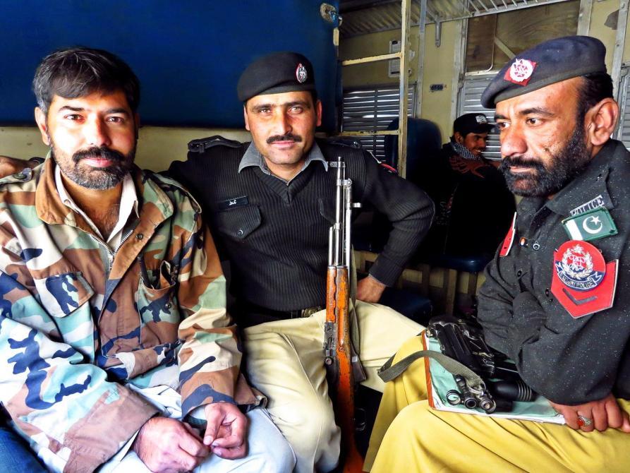 Levis in Pakistan