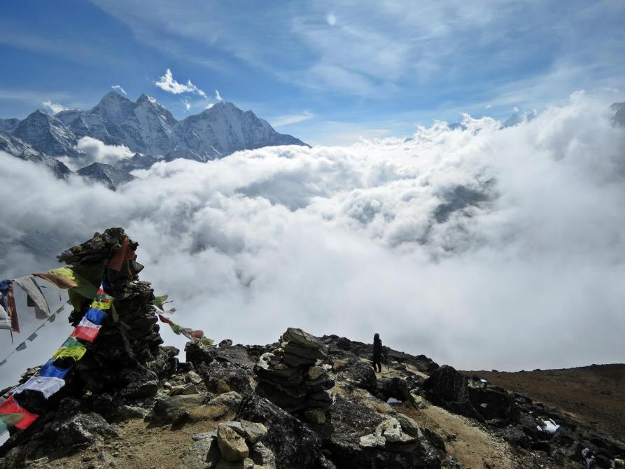 Nangkartshang, Himalaja