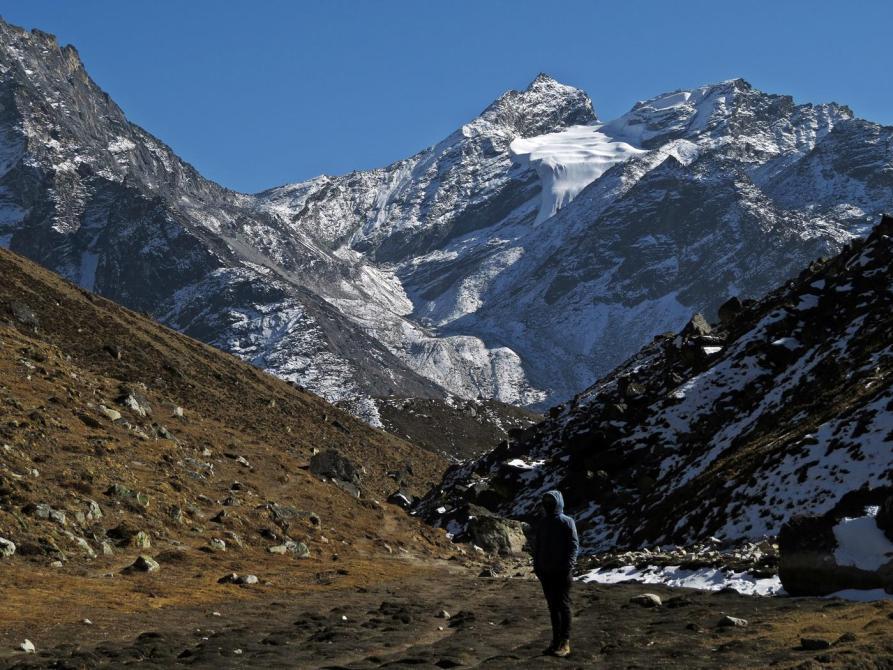 Pokhalde, Himalaja
