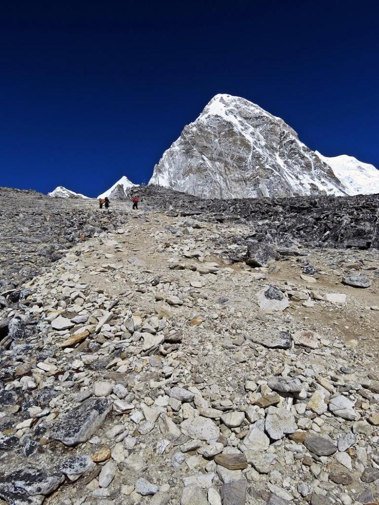Pumori, Kala Pattar, Himalaja