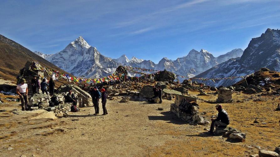 Wanderpfad, Himalaja
