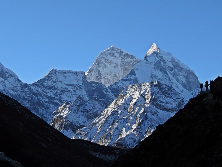 Kantega, Himalaja