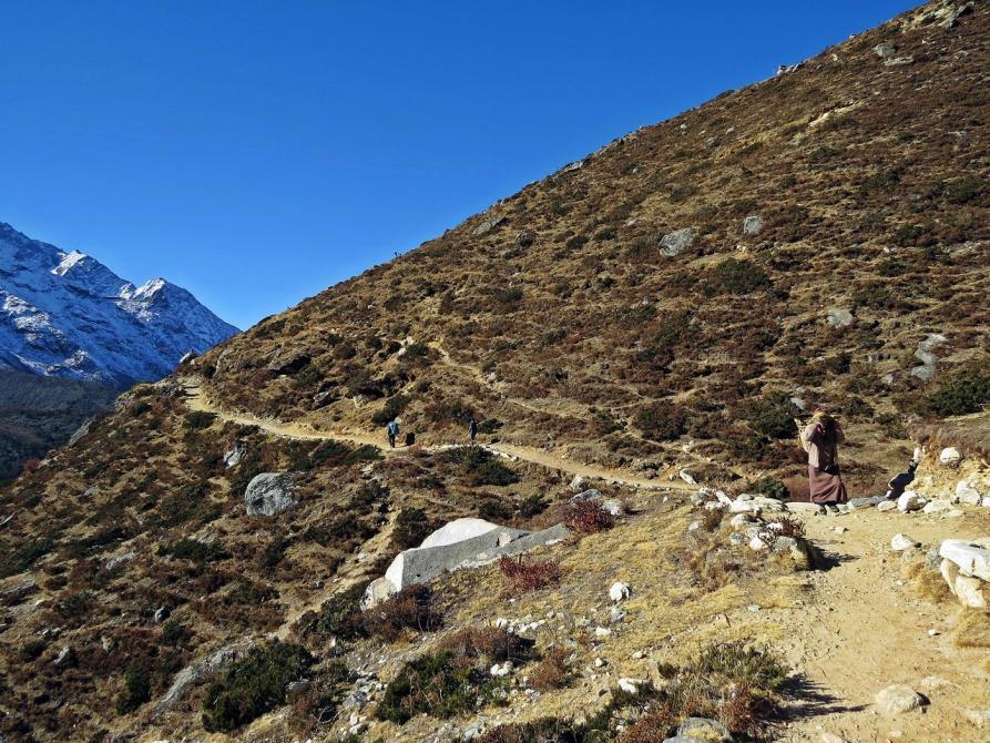 Wanderweg, Himalaja