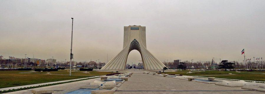 Freiheitsturm, Teheran