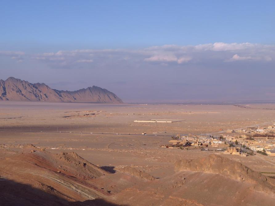 Mehriz und die Wüste