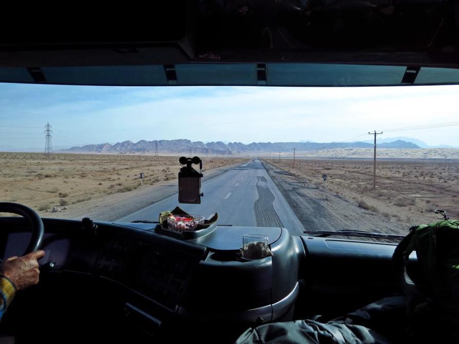 Wüste Kavir, Iran