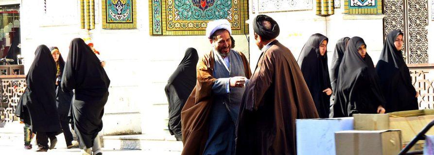 Ghoms Heiligtum und ein Familienausflug nach Kashan
